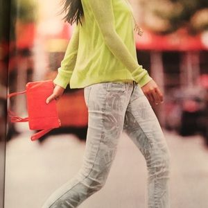 Cabi Paradise Cropped Super Skinny Jean